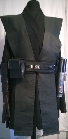 Completed Anakin cosplay