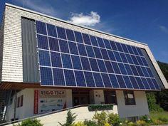 Regiotech - Photovoltaik in Salzburg