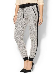 Willow & Clay Tweed Jogger Pant from Piperlime -- $39