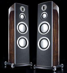 Monitor Audio Platinum PL300 Speakers picture