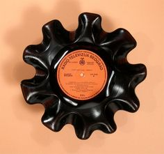 Black Sabbath Vinyl Record Bowl Vintage LP by colerainecreations, $20.95