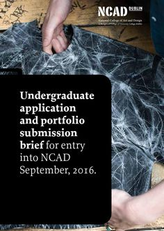 NCAD Portfolio Brief 2016 University College Dublin, Submissive, Cards Against Humanity, Toys, Creative, Art, Kunst, Gaming
