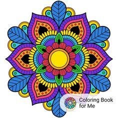 Mandala Mandala Coloring Pages, Adult Coloring Pages, Coloring Books, Dot Painting, Painting & Drawing, Cd Design, Diy Nursery Decor, Mandala Drawing, Painted Pots