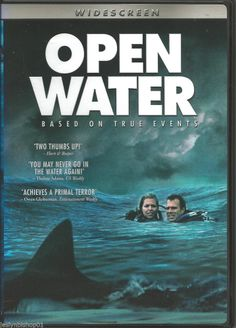 Open Water (DVD, 2004) Blanchard Ryan, Daniel Travis Director: Chris Kentis