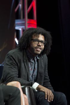 'Hamilton' star Daveed Diggs finds a new room where it happens Hamilton Star, Cast Of Hamilton, Yvette Nicole Brown, Daveed Diggs, Unbreakable Kimmy Schmidt, The Way I Feel, Lin Manuel Miranda, Lea Michele, Executive Producer