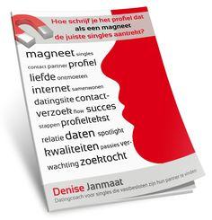 een e-book cover voor Denise Janmaat, datingcoach