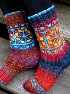 Fairground socks