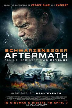 Take a look tot his new poster of Aftermath, the upcoming drama thriller movie directed by Elliott Lester and starring Arnold Schwarzenegger: Action Movie Poster, Action Movies, Hd Movies, Movies Online, Movie Tv, Movies Free, Action Film, Maggie Grace, Film Catastrophe