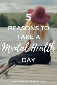 Career infographic : Your mental health is should be valued. Take care of yourself by recognizing whe