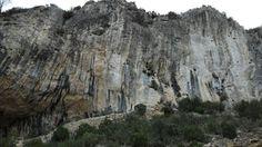 Muntanyes de Tivissa, Catalunya.