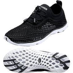 e952726960cf Zhuanglin Men s Quick Drying Aqua Water Shoes Water Shoes
