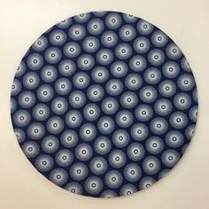 Beautiful blue shwe shwe base plates