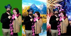 Best Green Screen Photo Booth Celebrations! LLC Denver