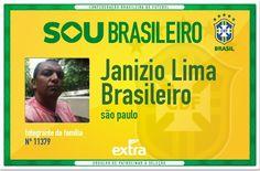 sou brasileiro
