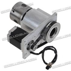 CNC 4-Axis Router Rotational Claw DIY CNC Tool Engraving Machine Cnc Router Plans, Cnc Wood Router, Cnc Plans, Cnc Machine For Sale, Homemade Cnc, Diy Lathe, 4 Axis Cnc, Arduino Cnc, Welding Design