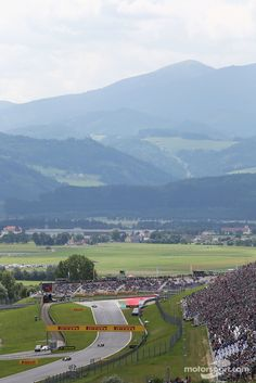 More the scenic Red Bull Ring
