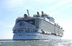 Royal Caribbean's Wonder of the Seas to Debut in U.S. and Europe - Cruise Industry News | Cruise News Royal Caribbean International, Royal Caribbean Cruise, Cruise Europe, Sea, China, The Ocean, Ocean, Porcelain