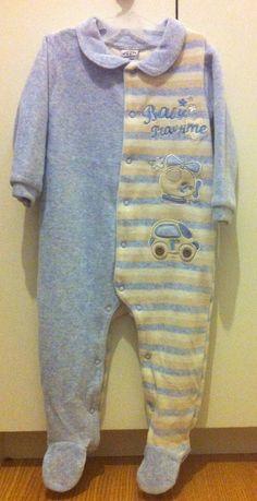 Pijama / 9-12 meses / 71-74 cm [Mar*Bego]