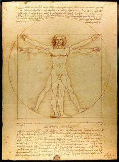 Vitruvian Man - Wikipedia, the free encyclopedia