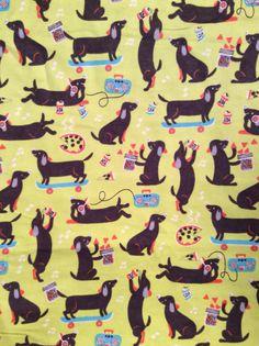 1 Yard of Dachshund/Dog Print Flannel Fabric https://www.etsy.com/listing/174324312/1-yard-of-dachshunddog-print-flannel?ref=sr_gallery_37&ga_search_query=dachshund+fabric&ga_ship_to=US&ga_page=1&ga_search_type=all&ga_view_type=gallery