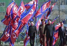 CAnadauenCE tv: AO VIVO - Corea do Norte celebra o dia dos Sol