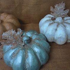 Fall Pumpkin Paint Couture class