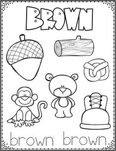 PreK and Kinder Coloring Sheets BUNDLE: Alphabet, Colors, Shapes, and Numbers bundle. Perfect for Pre-k and Kinder classrooms. Color Worksheets For Preschool, Preschool Coloring Pages, Preschool Colors, Color Activities, Coloring Sheets For Kids, Math Worksheets, Preschool Classroom, Preschool Learning, Preschool Activities