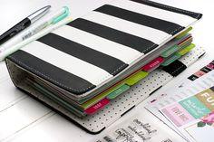 Planner ideas by Maggie Massey using Heidi Swapp Memory Planners