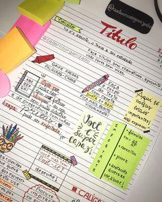 MARQUE SUAS AMIGAS (OS). Fiz esse post bem colorido, com algumas dicas para o caderno. E aí 2019 você será mais organizado? . . . #caderno…