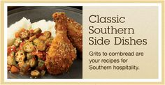Classic Southern Side Dishes Recipe Collection