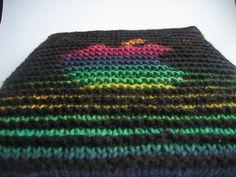 nice illusion knit ipad cover