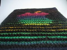 nice illusion knit ipad cover