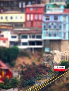 Ascensor Valparaiso