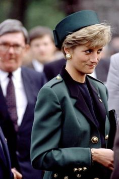 Royal Princess, Princess Charlotte, Princess Of Wales, Princess Diana Fashion, Princess Diana Pictures, Military Fashion, Military Style, Princes Diana, Elisabeth