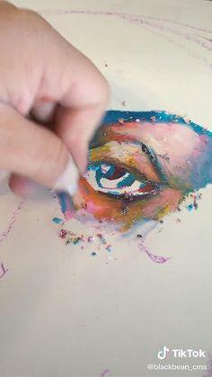 Art Drawings Sketches Simple, Pencil Art Drawings, Pintura Graffiti, Illustration Design Graphique, Art Du Croquis, Oil Pastel Art, Oil Pastels, Arte Sketchbook, Inspiration Art