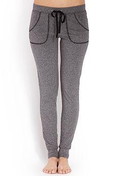 Weekender Heathered Sweatpants | FOREVER21 - 2000125621