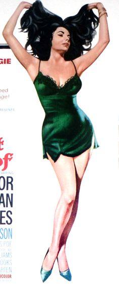 Elizabeth Taylor #BUtterfield 8