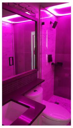 Dream Bathrooms, Dream Rooms, Amazing Bathrooms, Dream House Interior, Luxury Homes Dream Houses, Room Design Bedroom, Room Ideas Bedroom, Led Bathroom Lights, Shower Lighting
