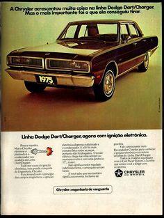 1975 Dodge Gran Sedan - Brasil