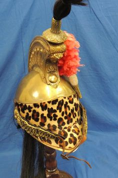 French Empress dragoon helmet