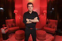 Roberto Migotto, arquiteto e decorador no evento Casa Black