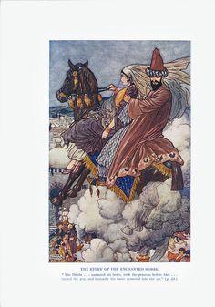 130 One Thousand And One Night Story Ideas Arabian Nights Fairy Tales Fairytale Illustration