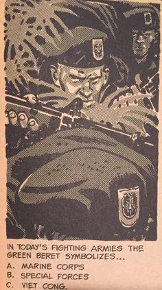 sandyjarrell: Alex Toth- Combat Quiz Blazing Combat 1 October...  sandyjarrell:  Alex Toth- Combat Quiz Blazing Combat 1 October 1965.