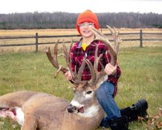 13-Year-Old Hunter Tags 28-Point, 250-Inch Minnesota Whitetail | Field & Stream