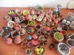 Foro de Belenismo - Miniaturas, detalles y complementos -> Mis cacharritos