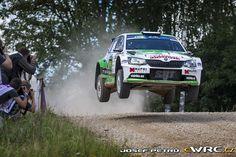 Raul Jeets; Andrus Toom; Škoda Fabia R5; auto24 Rally Estonia 2016 Skoda Fabia, Rally Car, Monster Trucks, Cars, Vehicles, Image, Autos, Car, Car