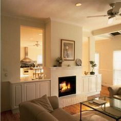 Jetmaster Universal Double Sided Fireplace