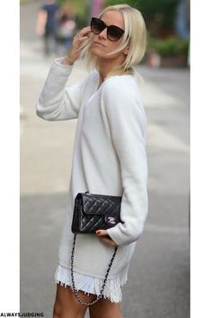 Get The Look: Oversized Cashmere Knit
