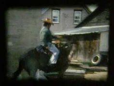 Les jeunesses à cheval.