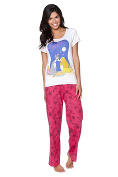 Buy Lady And The Tramp Pyjama From K-Life. Your online shop for Womens Underwear & Nightware